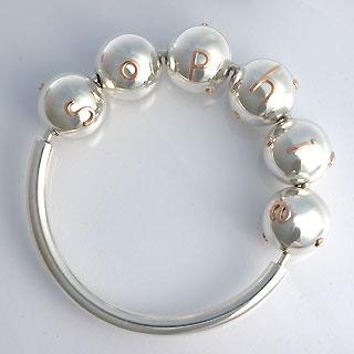 Baby Rattle Eva Martin Jewelry